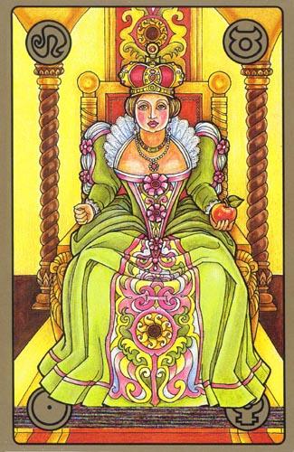 Карта Королева