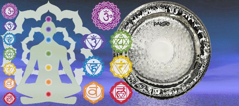 chakra-gong