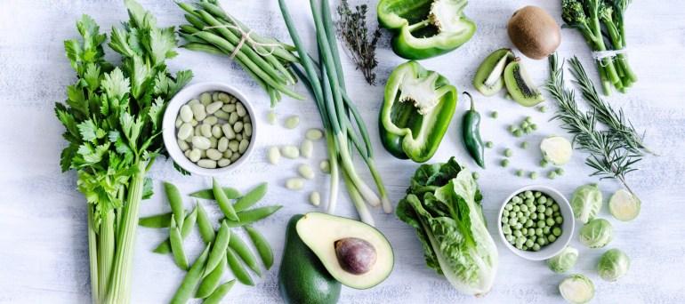 zelen-fasol-kinza-avokado